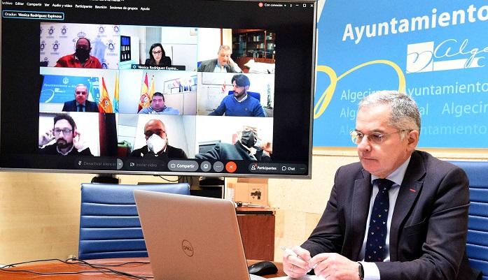 Algeciras celebrará el Pleno Ordinario de marzo este viernes