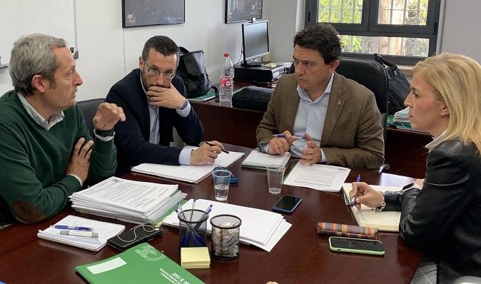 Hay sintonía entre la Junta y el Ayuntamiento en relación al nuevo PGOU