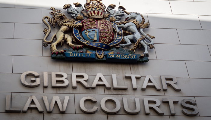 Juzgados de Gibraltar. Foto NG