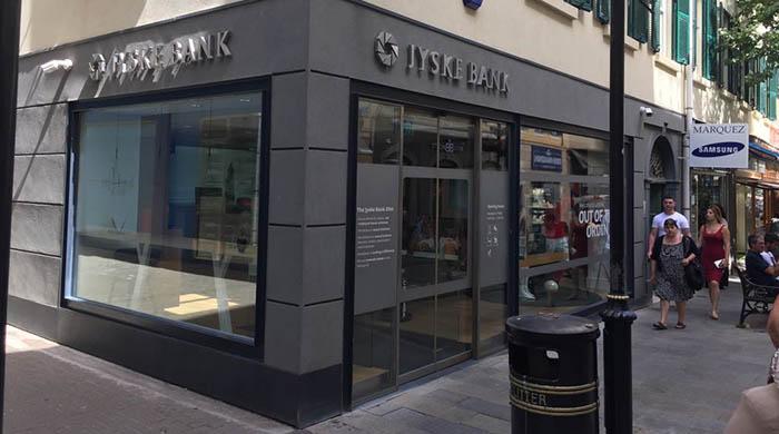 Sucursal del Jysk Bank en Gibraltar