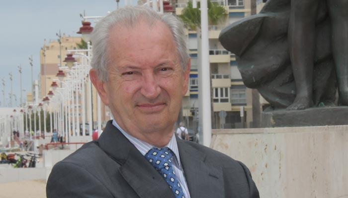 José Luiz García Zaragoza es el presidente del Clúster Marítimo