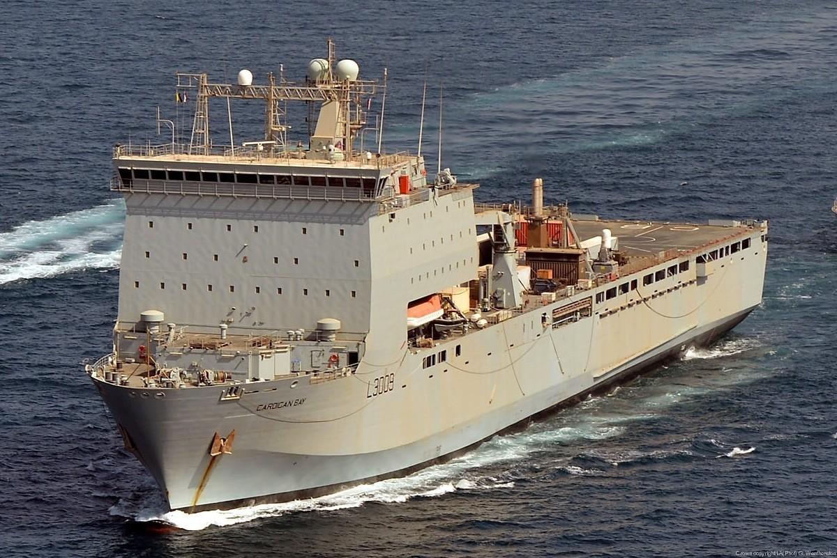 Llegará a Gibraltar mañana miércoles. Foto InfoGibraltar