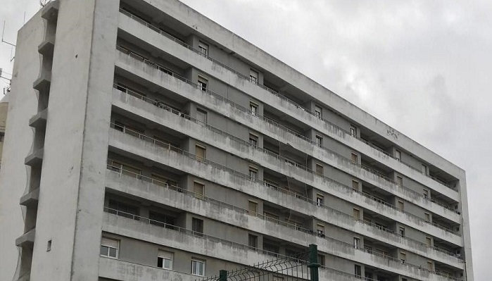 La plantilla de la residencia de Algeciras, prudente ante la disminución de contagios