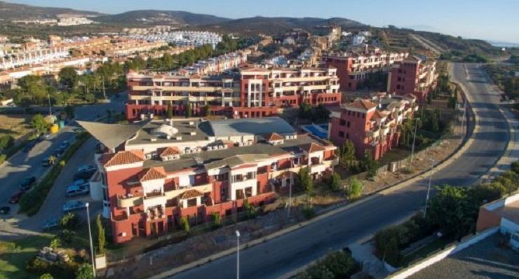 Una zona urbanizada cercana a Santa Margarita, en La Línea