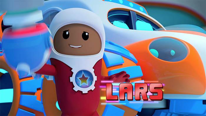 Lars, el personaje objeto de las críticas