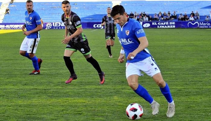 El Algeciras anuncia el fichaje del lateral Dani Espejo