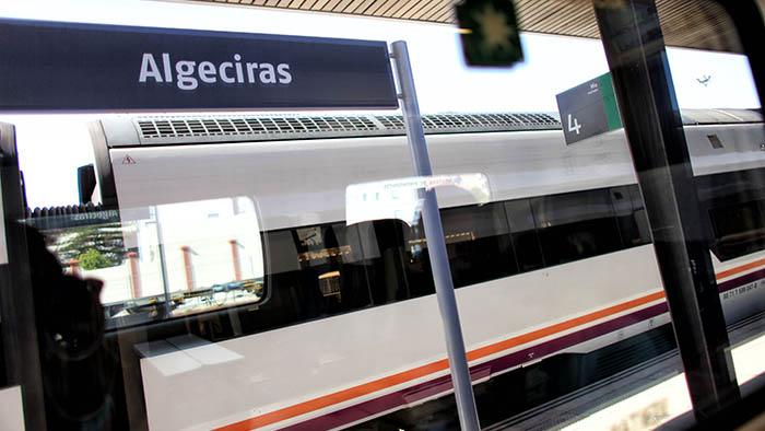 La alta velocidad no llega ni a Algeciras ni a otro punto de la provincia