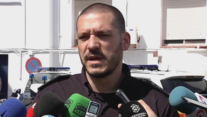 Luis Esteban, comisario jefe de Policía en Algeciras