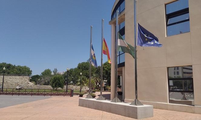 El Ayuntamiento ha decretado luto oficial por la pérdida de Alfredo Gallardo