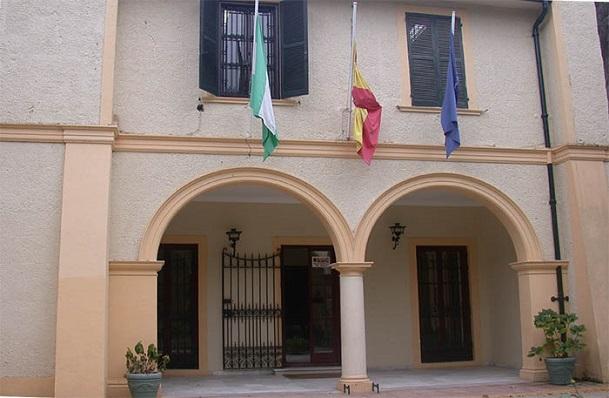 La sede de la Mancomunidad de Municipios del Campo de Gibraltar