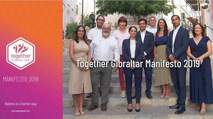 El manifiesto político de Together Gibraltar