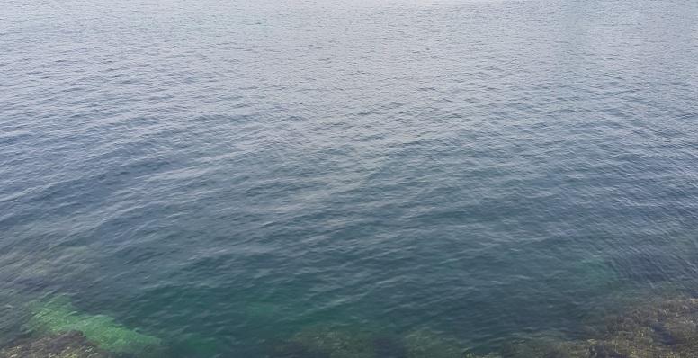 Imagen de archivo del mar de levante, en La Línea de la Concepción