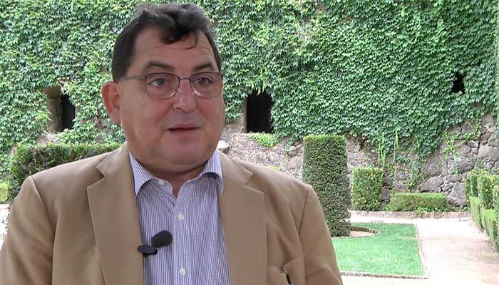 Marco Aguiriano, secretario de estado español para la UE