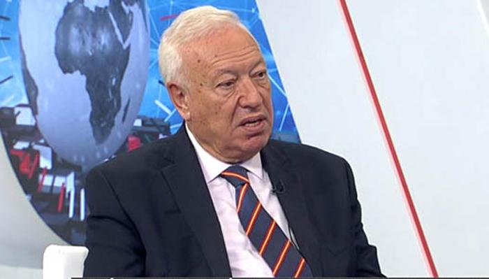 García-Margallo en una entrevista de archivo