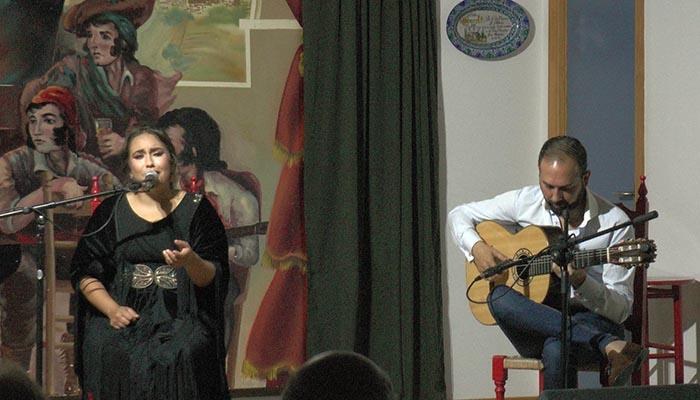 Imagen del concierto del pasado viernes en San Roque
