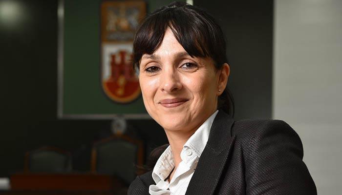 La líder de TG, Marlene Hassan Nahon