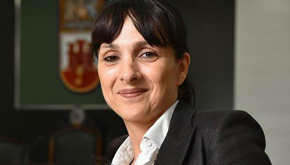 La líder de TG, Marlene Hassan