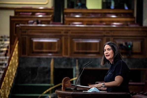 María del Carmen Martínez, diputada nacional de Ciudadanos