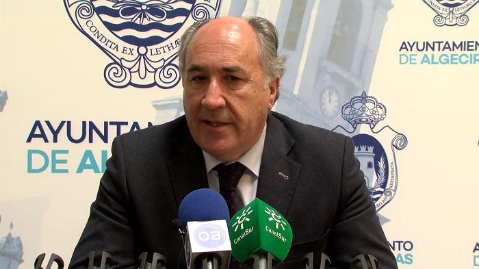 El alcalde de Algeciras aplaude la licitación del Acceso Sur