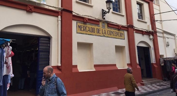 Mercado Municipal de La Línea