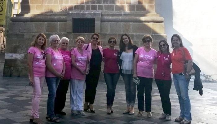 Algeciras celebra este sábado la IX Marcha contra el Cáncer de Mama