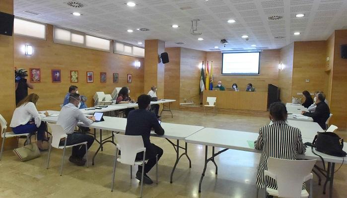 La Mesa de Contratación retoma sus reuniones presenciales en Algeciras