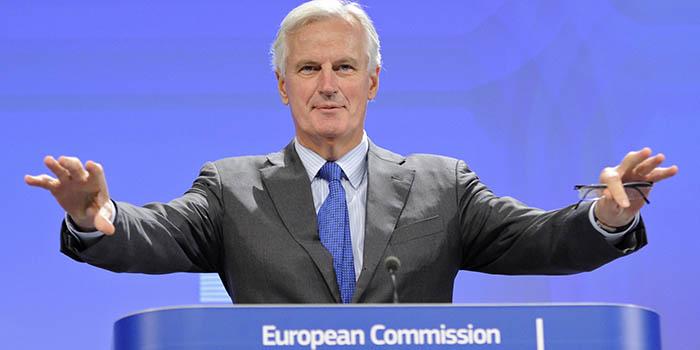 Michel Barnier negociador Brexit Unión Europea