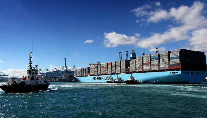 El Puerto de Algeciras recupera la normalidad en el tráfico de mercancías