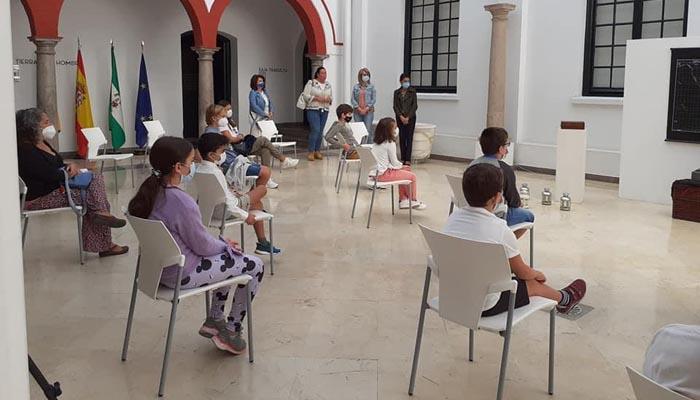 El cuentacuentos se ha desarrollado en el Museo Municipal de Algeciras