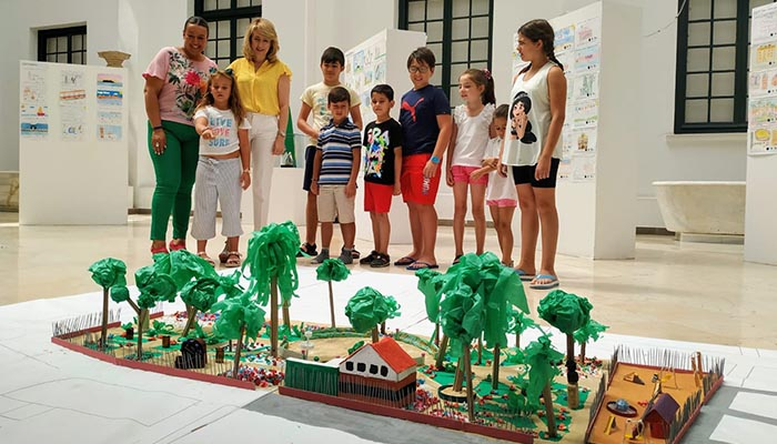 Imagen de archivo de una actividad en el museo