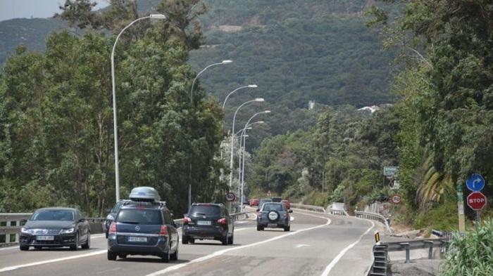 Ciudadanos pregunta a Fomento sobre las obras de la N-340 y accesos a Algeciras
