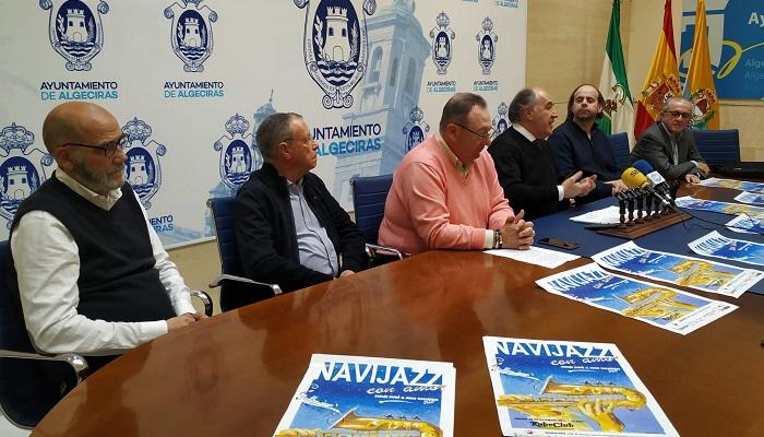 Presentada la II edición del festival solidario 'Navijazz con Amor'