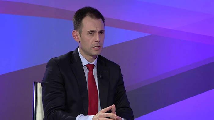 Neil Costa, responsable político del departamento de Salud Pública