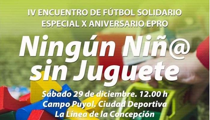 Imagen parcial del cartel anunciador del evento