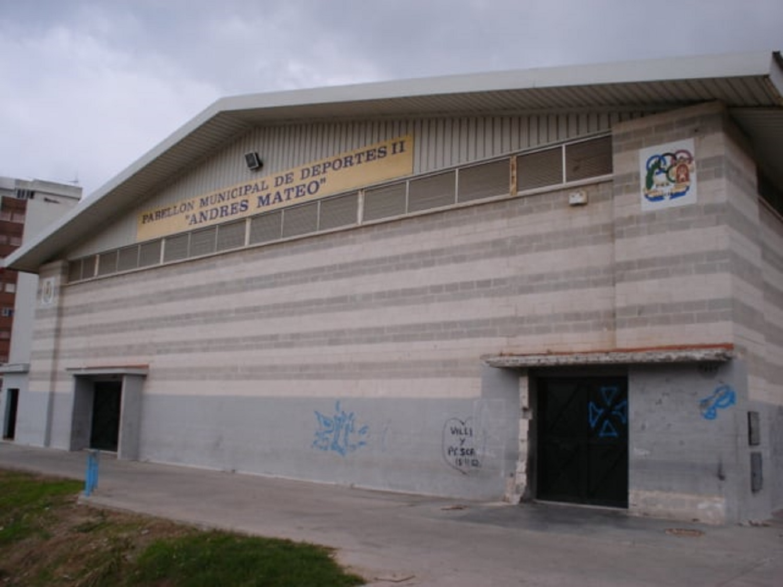 El Ayuntamiento habilitará el 'Andrés Mateo' para las personas sin hogar