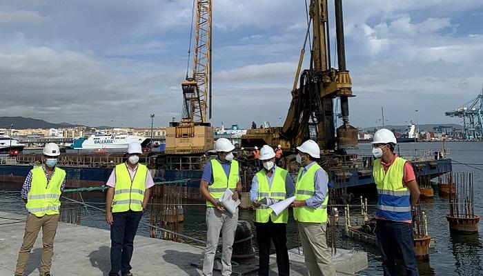 El Puerto de Algeciras mejora para atender el tráfico ro-ro en Europa y África
