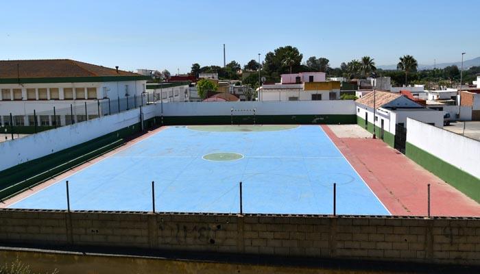 La pista deportiva de Taraguilla será un pabellón cubierto. Foto: Multimedia
