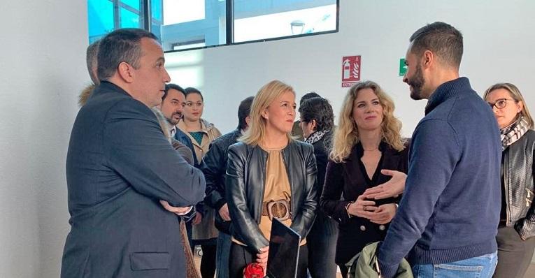 Eva Pajares, Ana Mestre y Mario Fernández entre otros