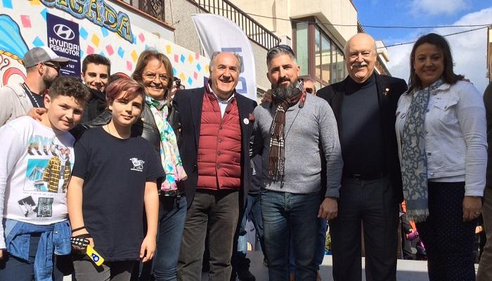 Antonio Malia ofrece el pregón de la XXXV 'Ortigada Especial'