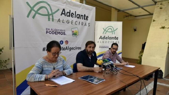 Adelante Algeciras reclama a la Junta más de 8,6 millones de euros de la Patrica