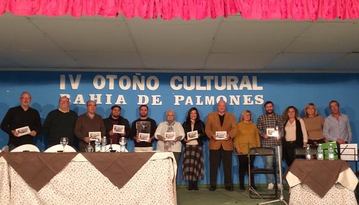 Imagen del acto celebrado en Palmones