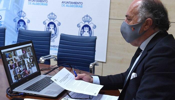 Algeciras forma parte del Pacto de Sostenibilidad de la Costa Gaditana