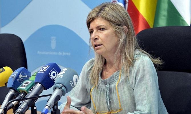 Isabel Paredes, delegada de Salud de la Junta de Andalucía en Cádiz