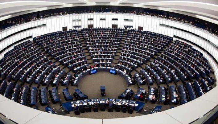 Sede parlamentaria. EFE