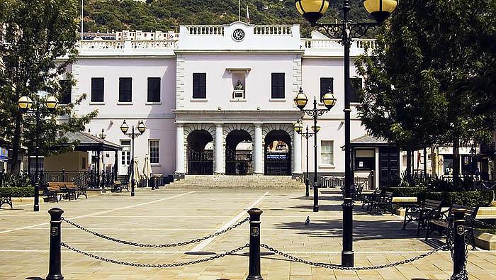 Sede del Parlamento de Gibraltar