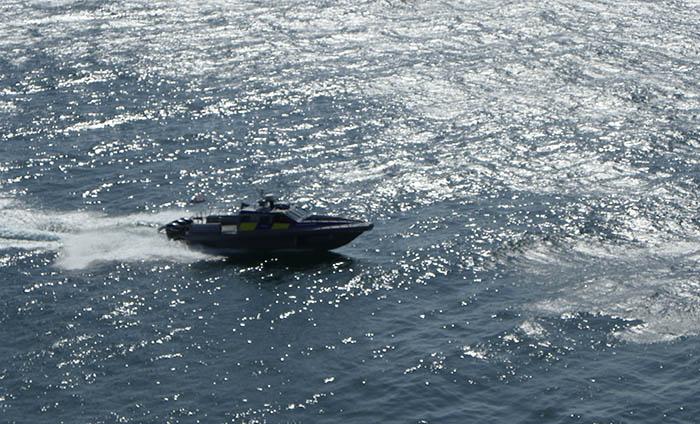 Patrullera de la Royal Gibraltar Police