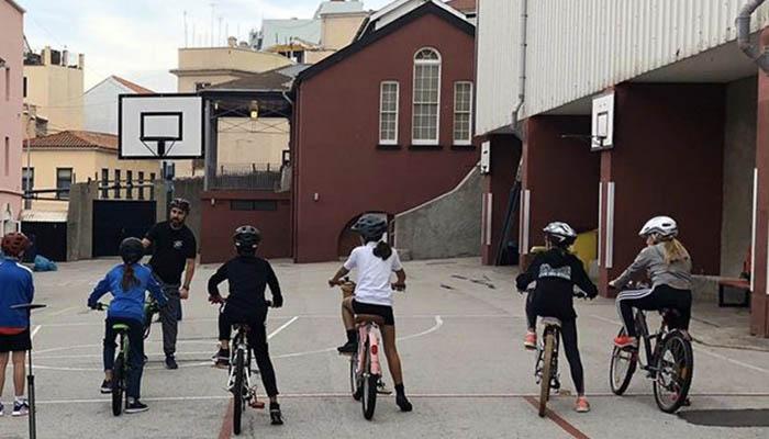 Pedal Ready en los colegios de Gibraltar