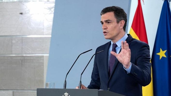 Pedro Sánchez, esta tarde en rueda de prensa