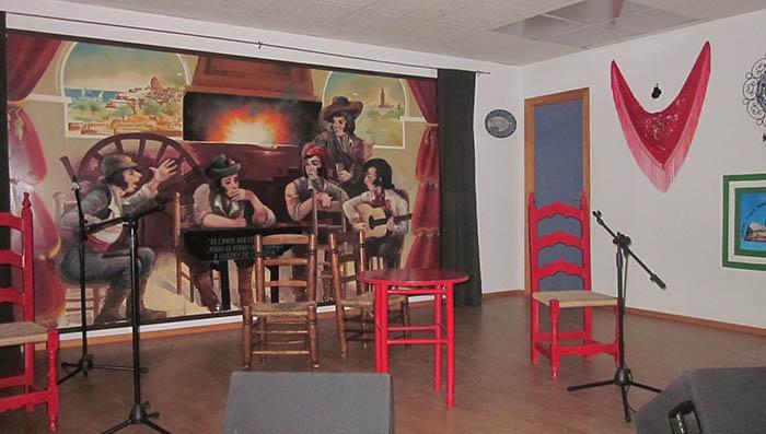 La Peña Flamenca Sanroqueña mantiene viva la afición en el municipio