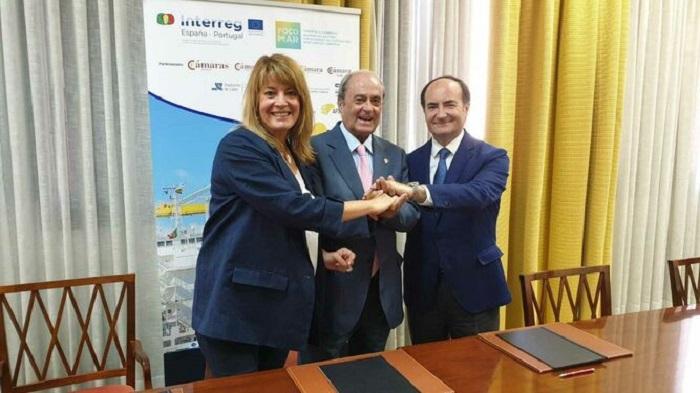 Los puertos de Algeciras y Huelva se unen para fomentar el comercio entre pymes